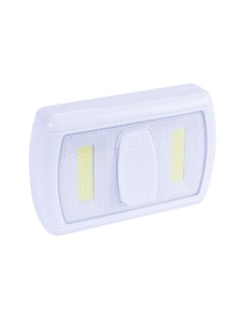 Brillar Remote Controlled Light Switch - White