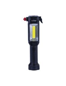 Brillar Emergency Torch, Seatbelt Cutter, Window Breaker