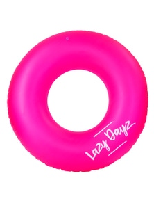 Lazy Dayz Inflatable Swim Ring