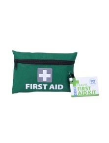 Travel First Aid Kit 92pc