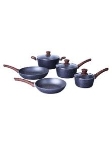 Clevinger 5 Piece Non-Stick Cookware Set