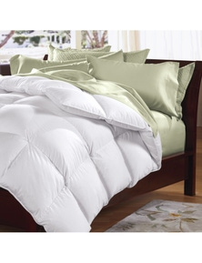 Royal Comfort Ultra Soft 500GSM Duck Feather and Down Quilt