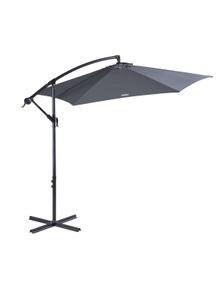Milano Outdoor 3 Metre Cantilever Umbrella With Cover
