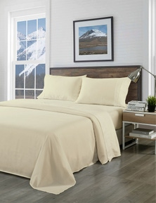 Royal Comfort 1000TC Pure Soft Bamboo Blend Sheet Set