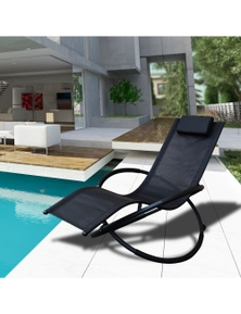 Arcadia Furniture Zero Gravity Rocking Chair