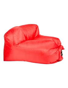 Milano Inflatable Air Lounger - Red