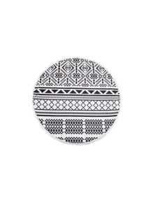 Milano Round Beach Towel