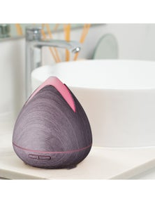 PureSpa Cool Mist Ultrasonic Diffuser With 3 Essential Oils