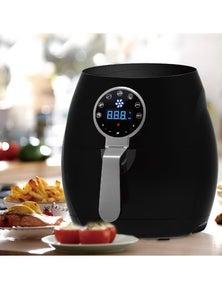 Kitchen Couture 5 Litre Digital Air Fryer - Black