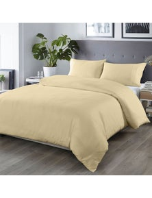 Royal Comfort 1000TC Cooling Bamboo Blend Quilt Cover Set