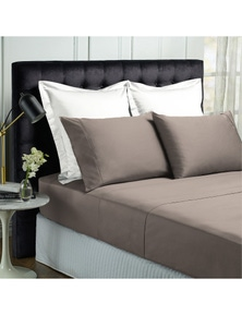 Royal Comfort Balmain 1000TC Bamboo Cotton Sheet Set