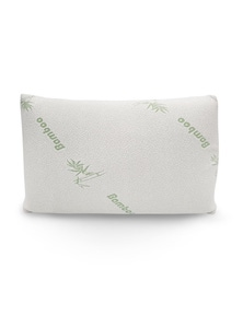 Royal Comfort Bamboo-Covered Memory Foam Pillow