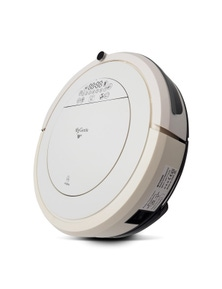 My Genie ZX1000 Intelligent Robotic Vacuum - White