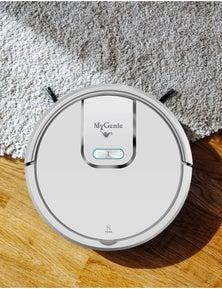 My Genie GMAX Wi-Fi Intelligent Robotic Vacuum - White
