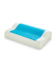 Royal Comfort - Gel Memory Foam Pillow Contour - Single Pack