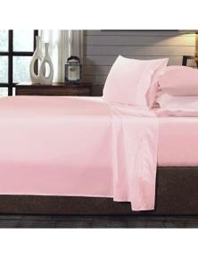 Royal Comfort - 100% Organic Cotton 4Pc Sheet Set