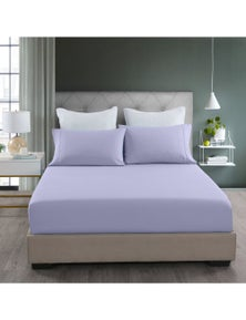 Royal Comfort Bamboo 2000TC 3 Piece Fitted Sheet Set