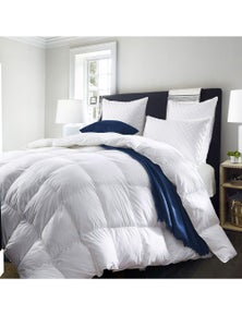 Royal Comfort Duck Down Quilt 50% Duck Down 50% Duck Feather