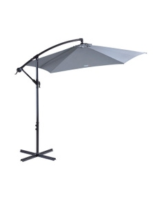 Milano Outdoor 3 Metre Cantilever Umbrella