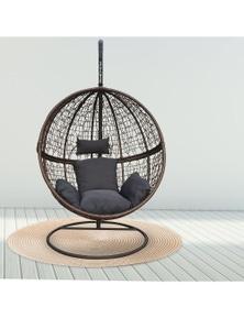 Arcadia Furniture Rocking Hammock Egg Chair Round