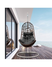 Arcadia Furniture Outdoor Hanging Egg Chair