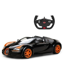 Remote Controlled Bugatti Grandsport Vitesse 1:14 Scale