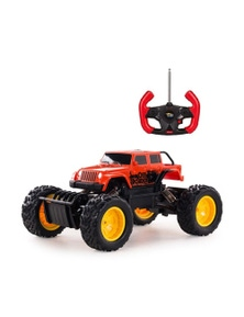 Remote Controlled Off-Roader Rock Crawler 1:18 Scale