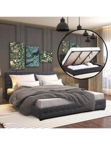 Milano Decor Eden Gas Lift Bed