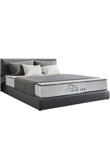 Spine-Lab Bonnell 5 Zone Bonnell Spring Mattress in a Box