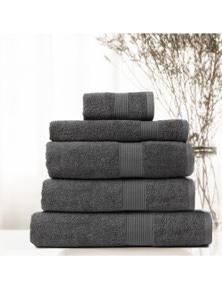 Royal Comfort 5 Piece Cotton Bamboo Towel Set
