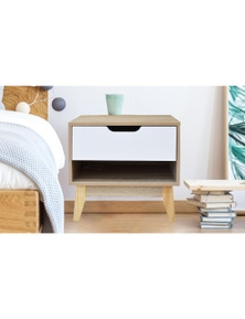 Milano Decor Manly Bedside Table