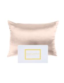 Royal Comfort 100% Dual-Sided Pure Silk Pillowcase - Single Pack