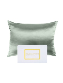 Royal Comfort 100% Dual-Sided Pure Silk Pillowcase - Single Pack