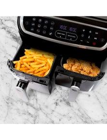 Kitchen Couture Duo Digital 2 x 4.5L Dual-Zone Air Fryer - Black