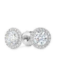 Georgini Yoyo Stud Earring Silver