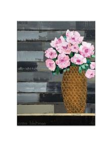 Anna Blatman - Flowers for Mother Canvas Art