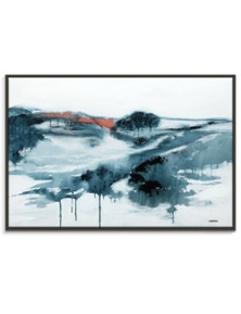 Lidia Ben-Nathan - A Lighter Shade of Winter Canvas Art