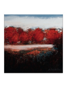 Lidia Ben-Nathan - Autum Show Canvas Art