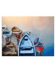 Olena Kosenko - The Dawning Rose Canvas Art