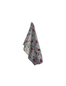 The Linen Press - Native Floral Tea Towel - Print