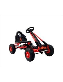 Rigo Kids Pedal Go Kart - Adjustable Seat
