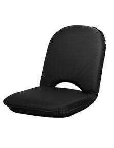 Artiss Portable Camping Beach Chair Folding Floor Recliner Outdoor Lounge Sofa