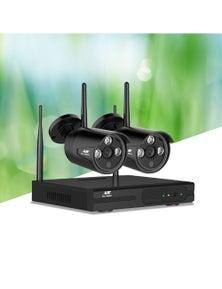 UL-tech Wireless CCTV Security Camera System Outdoor 4CH WIFI 1080P Day Night
