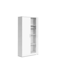 Artiss 2 Door Wardrobe Bedroom Cupboard Closet Storage Cabinet Organiser