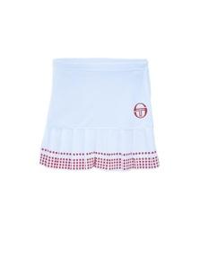 Sergio Tacchini Girl's Junior Phoenix Skort Skirt - White/Red