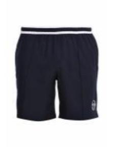 Sergio Tacchini Set Tennis Master Sports Shorts Adult Mens - Navy/White