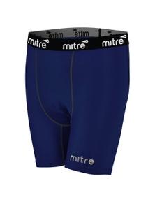 Mitre Neutron Compression Short Size My (Aged 8-10) Navy
