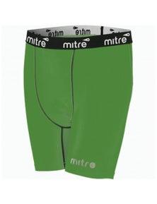 Mitre Neutron Compression Short Size MY (Aged 8-10) Emerald