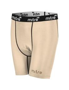 Mitre Neutron Compression Short Size MY (Aged 8-10) Beige/Flesh