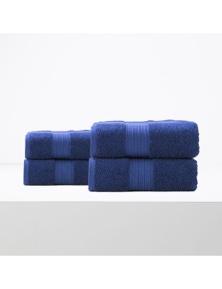 Renee Taylor Brentwood Quick Dry Bath Sheet 4pk